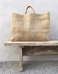 Extra Large Poresh Jute Bag