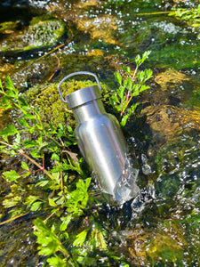 Use Thermos Water Bottle