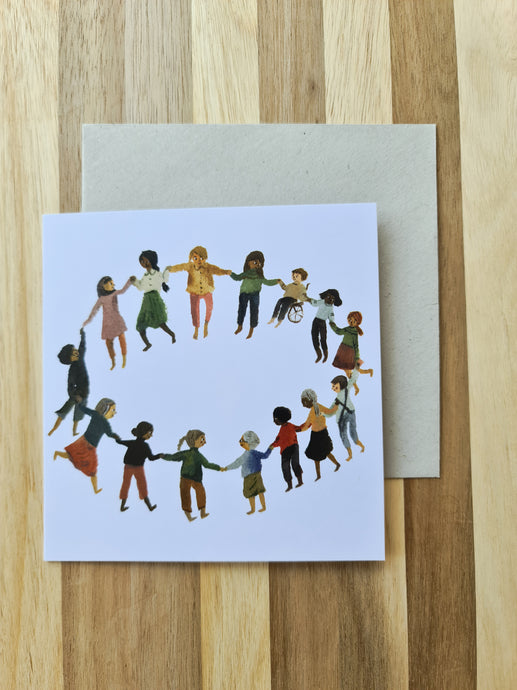 Gemma Koomen Together Card