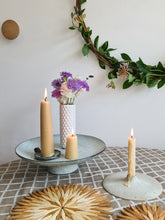 Load image into Gallery viewer, Giant Stubby English Beeswax Candles