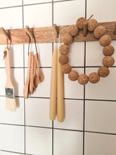 Load image into Gallery viewer, Wooden Beech Measuring Spoons