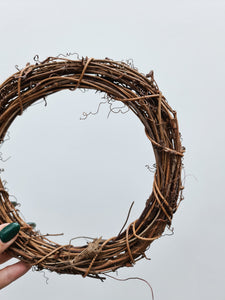 Natural Wreath - Small