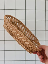 Load image into Gallery viewer, Woven Natural Basket