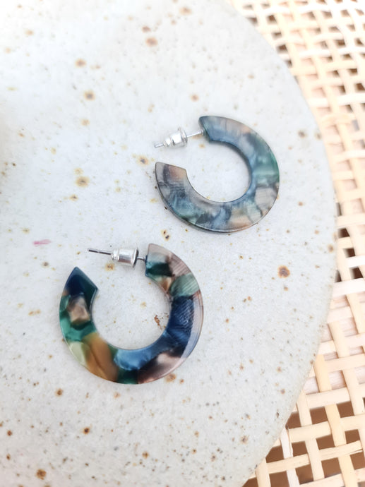 Libby Resin Earrings