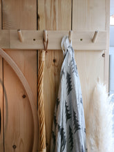 Load image into Gallery viewer, Iris Hantverk Peg Rail Rack - 4 Hooks