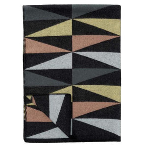 Klippan Art Deco Wool Blanket