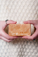 Load image into Gallery viewer, Black Pepper + Ginger Vegan Soap Bar