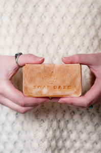 Black Pepper + Ginger Vegan Soap Bar