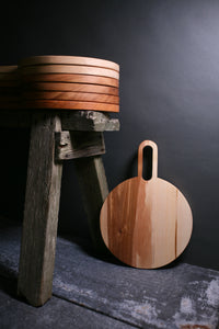 Slow Made Goods Keyhole Board