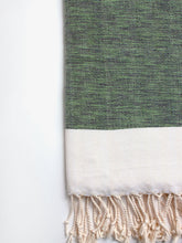Load image into Gallery viewer, Bohemia Arizona Hammam Towel - Olive