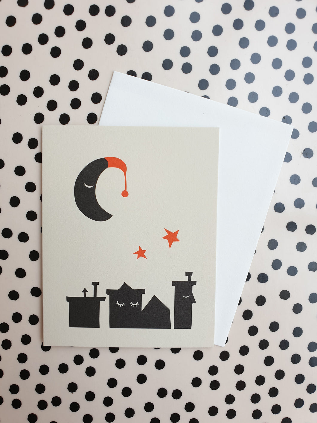 Darling Clementine Night Card