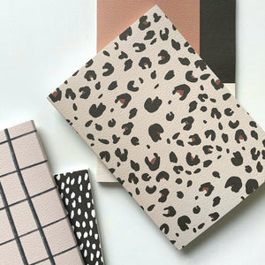 Kinshipped Grid Notebook