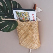 Load image into Gallery viewer, Olli Ella Hanging Book Basket