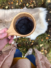 Load image into Gallery viewer, Finnish Style Kuksa Camping Cup