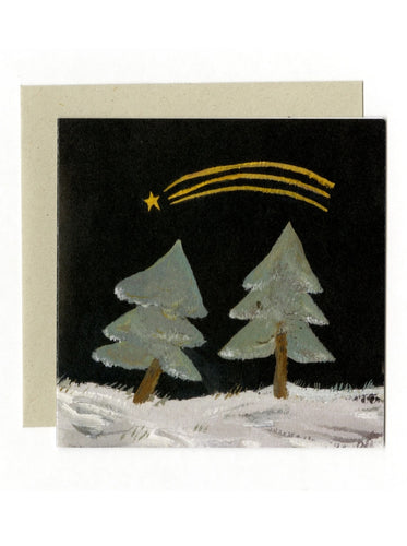 Gemma Koomen Shooting Star Card