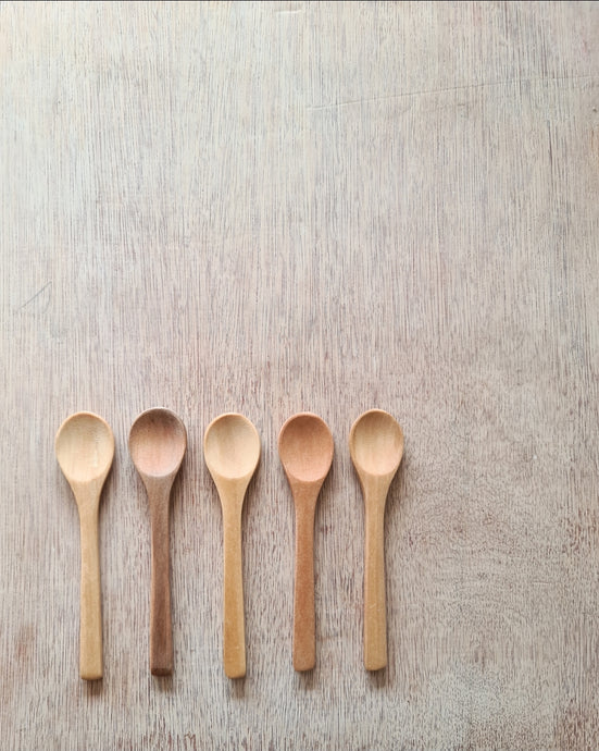 Wooden Teaspoon