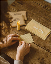 Load image into Gallery viewer, Goldrick Beeswax Candle Making Kit