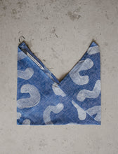 Load image into Gallery viewer, Fine Little Day Udon Linen Tie Bag - Blue