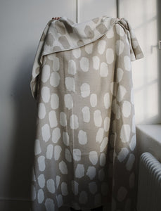 Fine Little Day Dots Woven Blanket