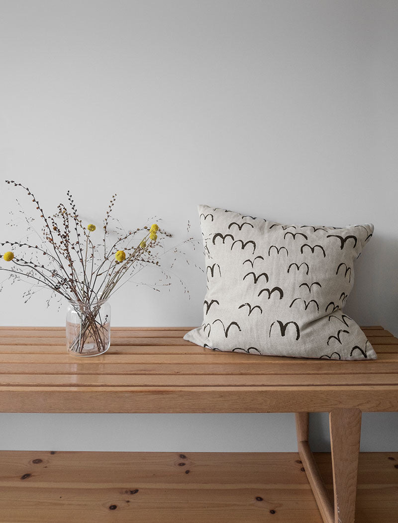Fine Little Day - Bird Cushion Cover