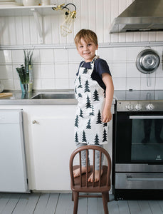 Fine Little Day Child's Gran Wax Apron