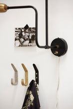 Load image into Gallery viewer, House Doctor Brass Forged Hook