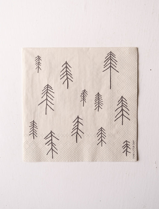 Fine Little Day Tall Paper Napkins