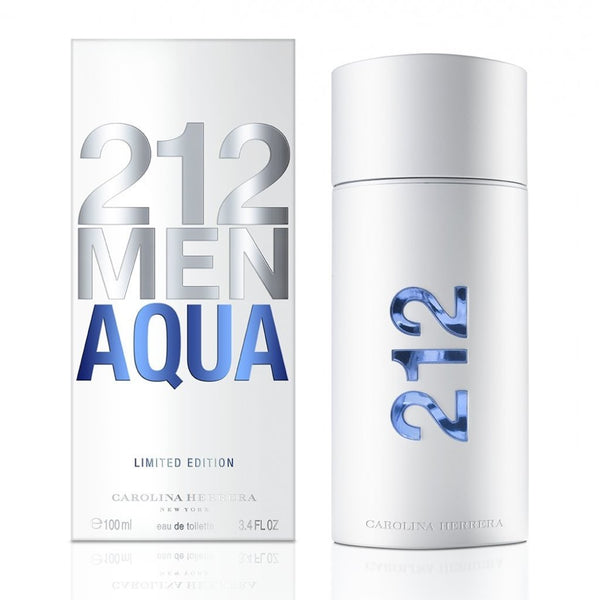 Carolina Herrera - Aqua Men 100 ml
