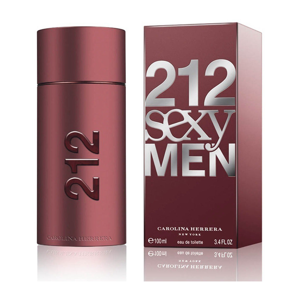 Carolina Herrera - 212 Sexy Men 100 ml