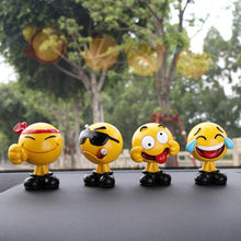 Load image into Gallery viewer, Super cute car emoji decoration
