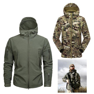The Ultimate Tactical Jacket-ADD TO CART 10% OFF NOW