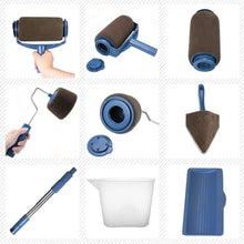 Load image into Gallery viewer, 8Pcs/set Multifunctional Wall Decorative Paint Roller Brush Tools