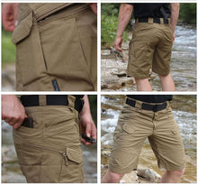 Load image into Gallery viewer, Waterproof Tactical Shorts