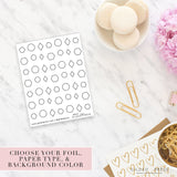 VARIETY SHAPES - SIMPLICITY COLLECTION - STICKERS