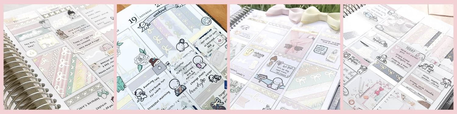 Washi Tape Ideas For Decorating Your Planner