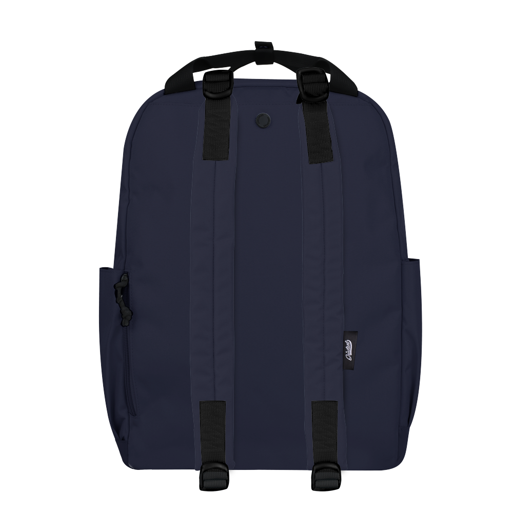"CARA 15.6"" BACKPACK - ADVENTURE NAVY EDITION"
