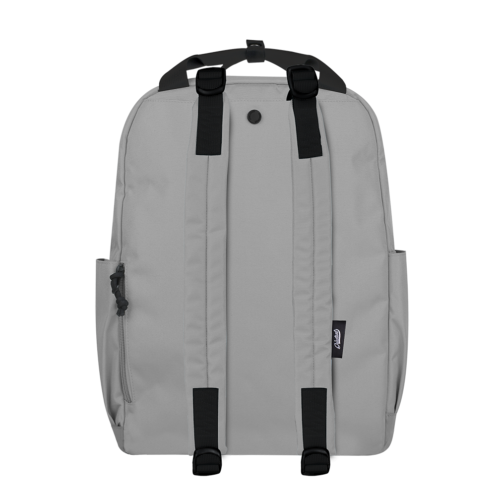 "CARA 15.6"" BACKPACK - MONO GREY EDITION"