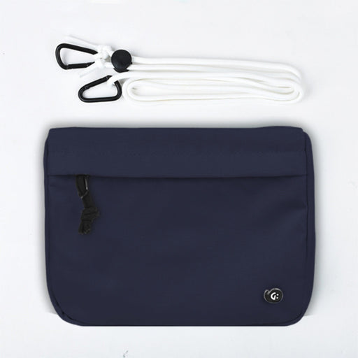 ADVENTURE Navy Blue Front Pocket