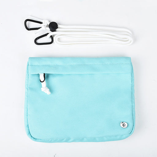 DREAMY Light Blue Front Pocket