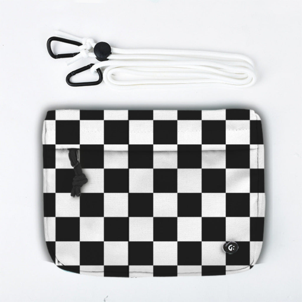 MONO Checkerboard Multi-Purpose Bag