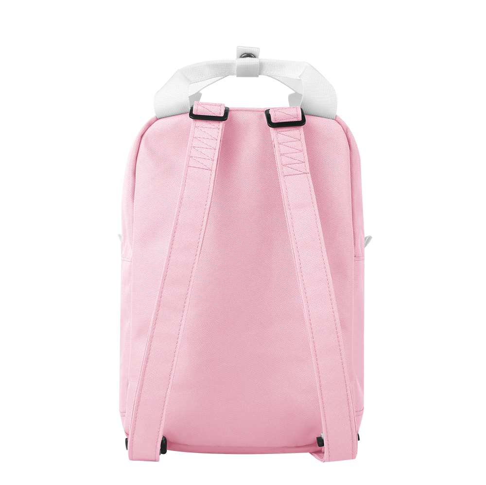 "CARA 9.7"" Mini Backpack in Dreamy Baby Pink"