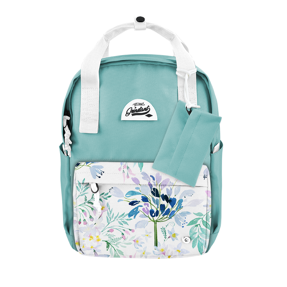 "CARA 13"" BACKPACK - DREAMY LIGHT BLUE EDITION"