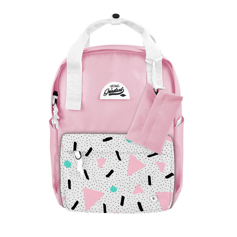 "CARA 13"" BACKPACK - DREAMY BABY PINK EDITION"