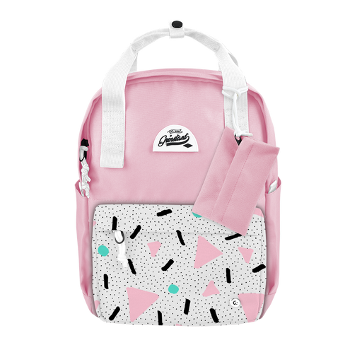 "CARA 13"" BACKPACK - DREAMY PINK EDITION"