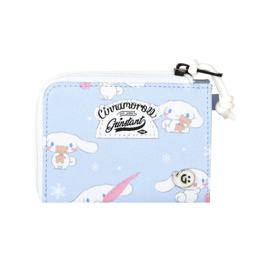 Sanrio Edition - CARA Coins Wallet in Cinnamoroll Overprint