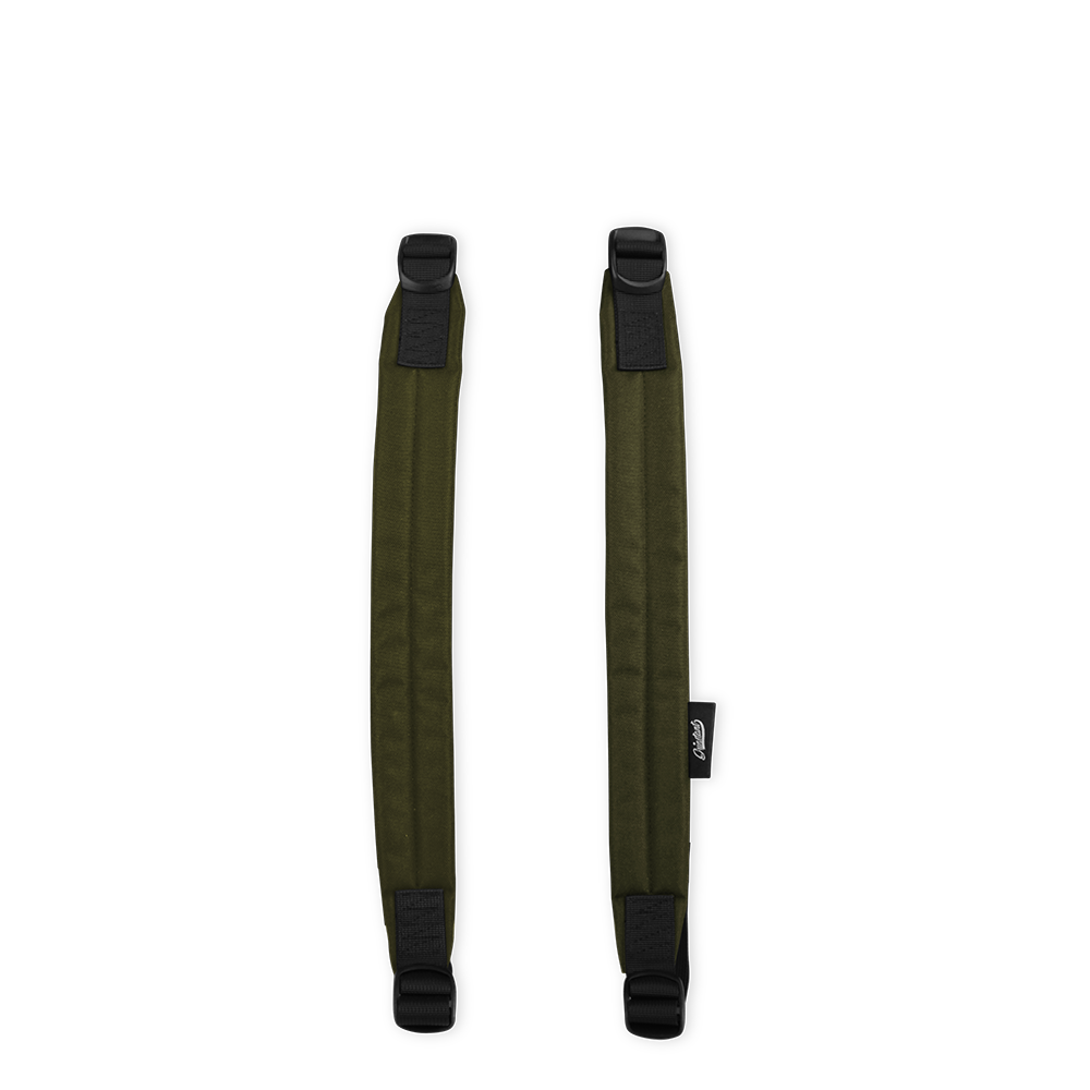 ADVENTURE Army Green Shoulder Straps