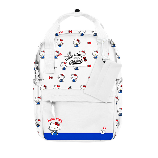 "CARA 13"" BACKPACK - SANRIO HELLO KITTY OVERPRINT EDITION (WHITE)"
