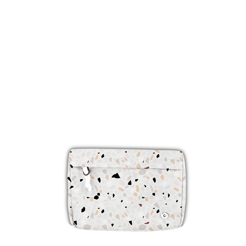 DREAMY Light Terrazzo Multi-Purpose Bag