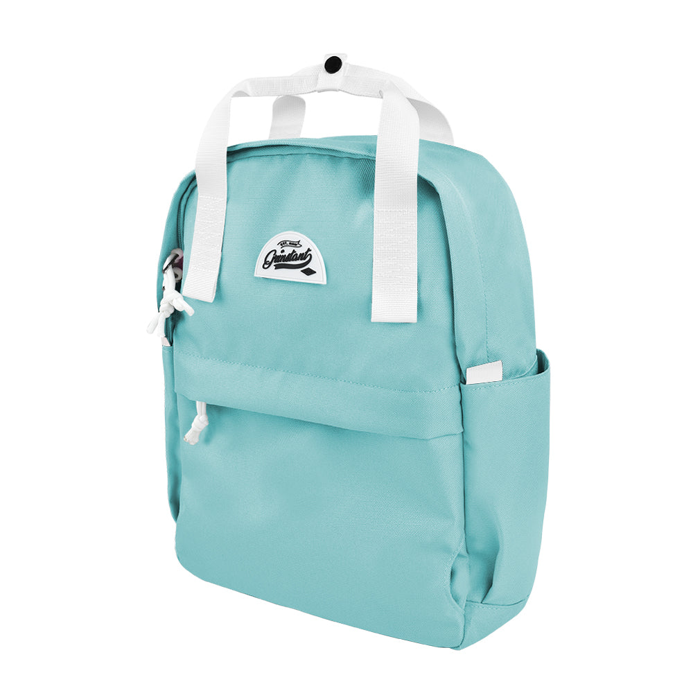 "CARA 13"" Backpack in DREAMY Light Blue with Coin Pouch"