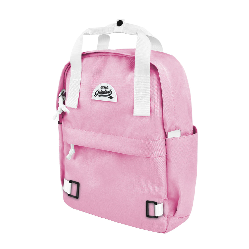 "CARA 13"" Backpack in DREAMY Baby Pink with Coin Pouch"